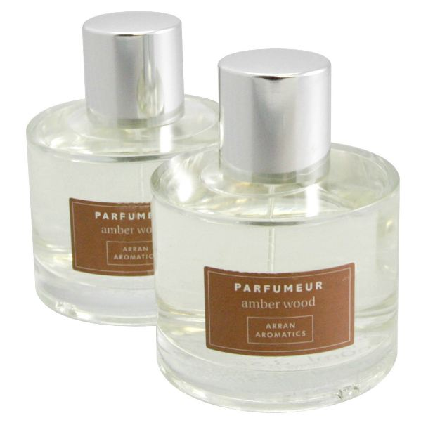 Arran Aromatics Amber Wood Room Scent