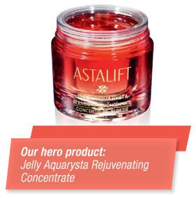 Astalift Aquarysta Rejuvenating Concentrate