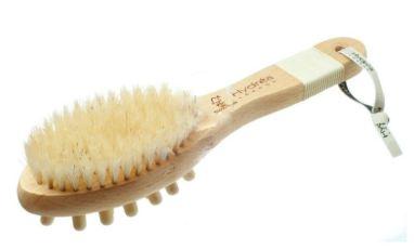 Natural Sea Sponge Bath & Massage Brush