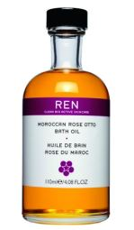 Ren Moroccan Oil Rose Otto Bath Oil