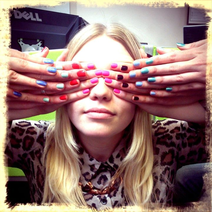 Our Populaire nail look