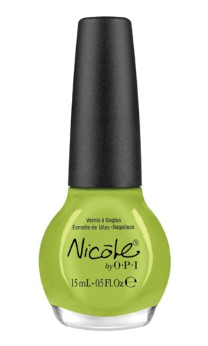 Nicole by OPI Daffy Dill