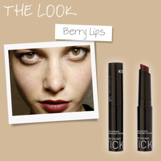 Berry lips