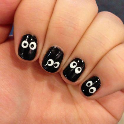 Spooky eyeballs