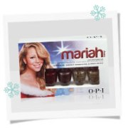 OPI Mariah Four Mini Holiday Hits