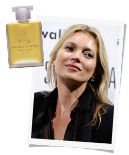 Kate Moss is the face of St Tropez