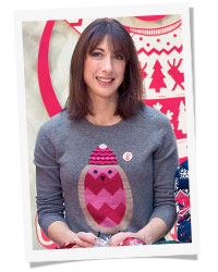 Samantha Cameron lends her support to Save the Children