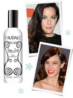 Caudalie's Beauty Elixir is in demand to pep up celebrity complexions