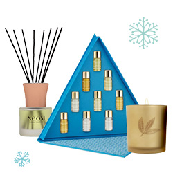 Glorious Christmas aromas from Neom, Aromatherapy Associates and Crabtree & Evelyn