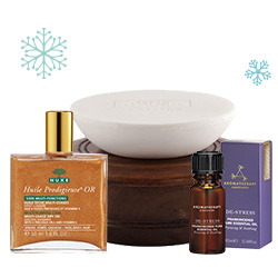 Going traditional with gold, frankincense and myrrh-inspired gifts