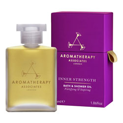 Arran Aromatics Inner Strength won Red's Best Bath Treat.