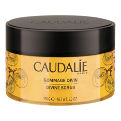 Caudalie's Divine Scrub won Best Body Treatment Product in Psychologies' Positive Beauty Awards.
