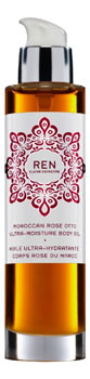 Ren's Moroccan Rose Otto Body Oil won InStyle's Best Body Oil.