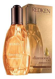 Redken's Shatterproof Shine Oil won Harper's Bazaar's Best Hair Secret.