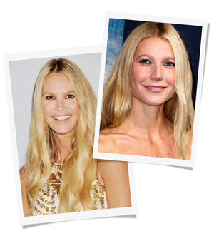 Elle Macpherson and Gwyneth Paltrow are big fans of healthy eating plans.