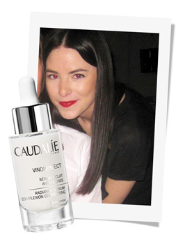 This silky skin-saving serum is Abbie's absolute favourite