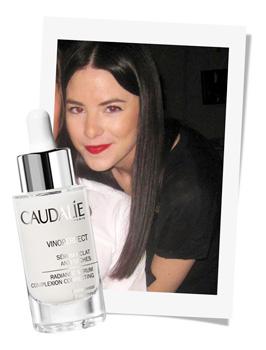This silky skin-saving serum is Abbie's absolute favourite