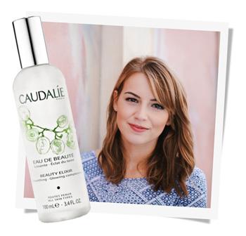 Annick loves Caudalie's revitalising Beauty Elixir