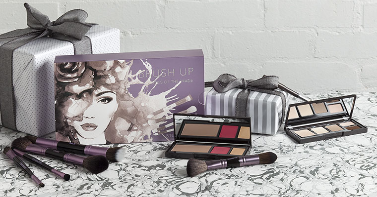Studio 10 Christmas makeup gifts